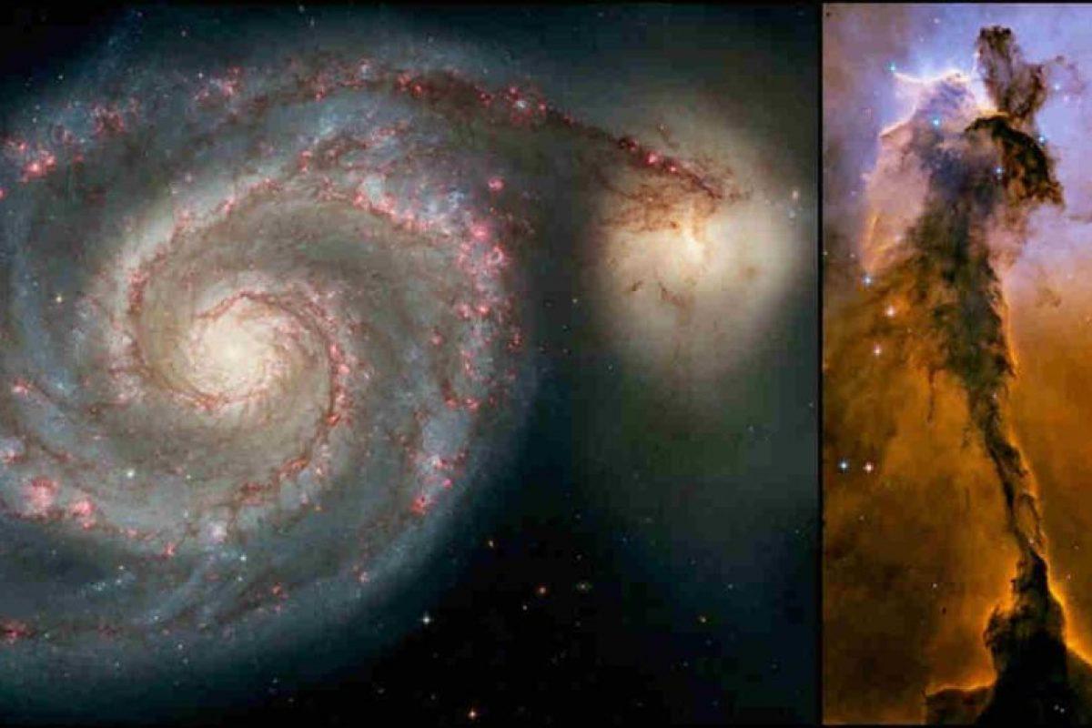 Hubble ha recibido diversas visitas de astronautas para repararlo. Foto:Getty Images. Imagen Por:
