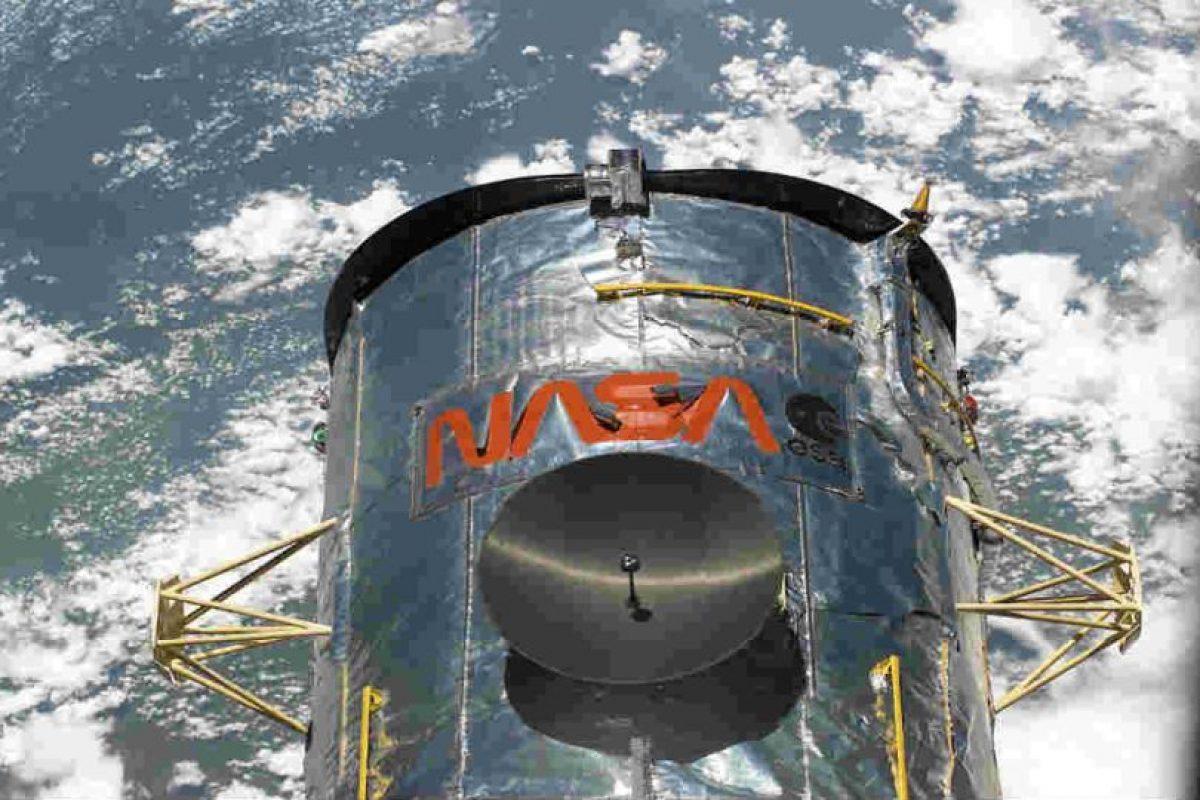 El telescopio Hubble se encuentra situado en los bordes exteriores de la atmósfera terrestre. Foto:Getty Images. Imagen Por: