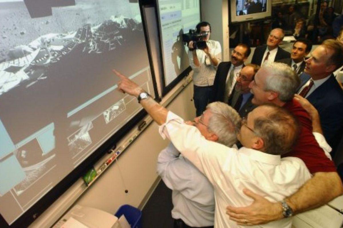 En dos años la agencia espacial planea lanzar la sonda InSight Foto:Getty Images. Imagen Por: