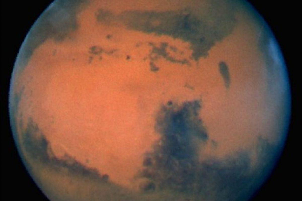 La NASA en Marte Foto:Getty Images. Imagen Por:
