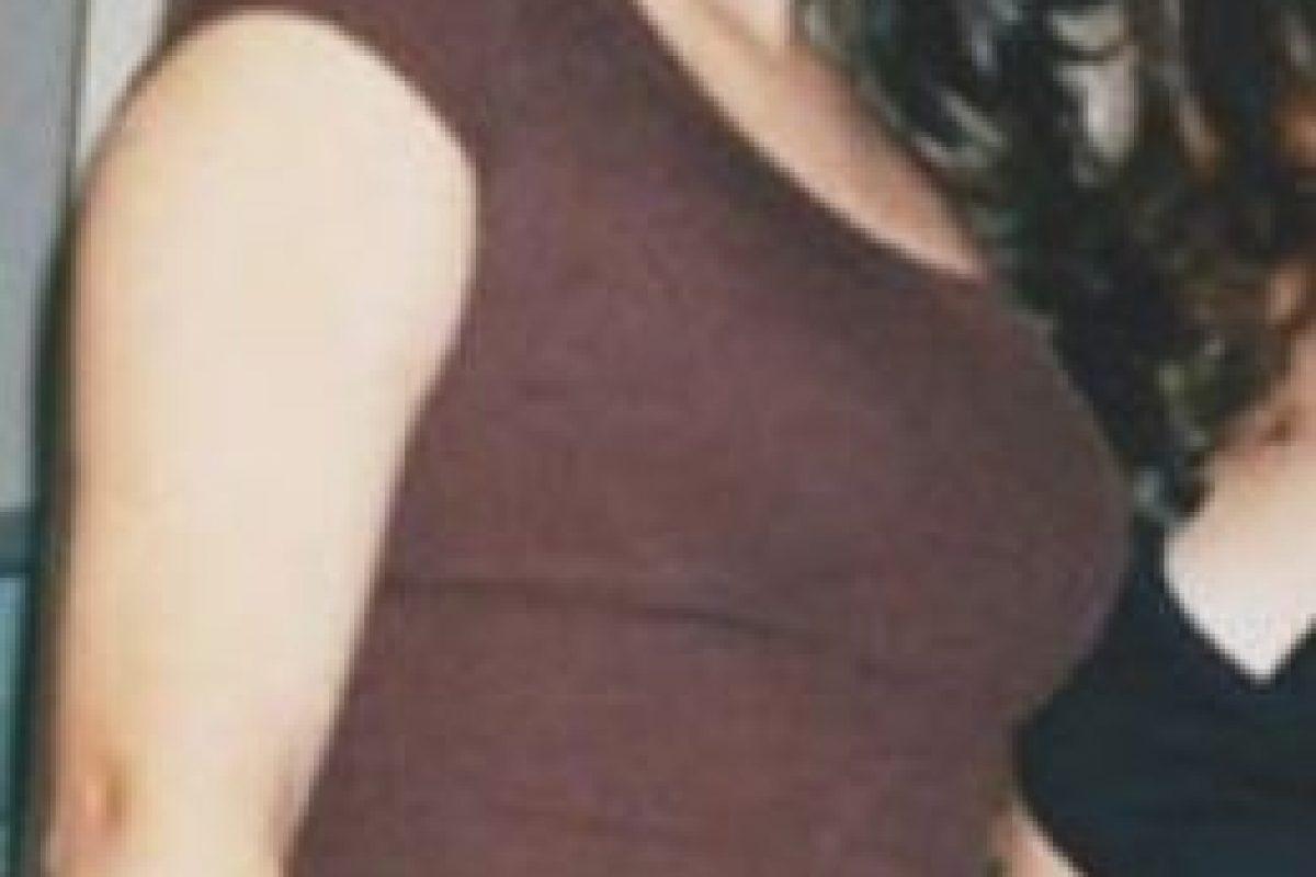Angelique Millis también se odiaba por gorda. Foto:vía Facebook/Angelique Millis. Imagen Por: