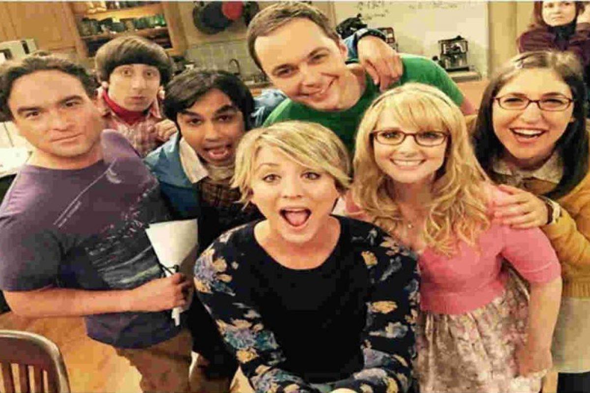 Con 4,4 millones de descargas ilegales. Foto:The Big Bang Theory. Imagen Por: