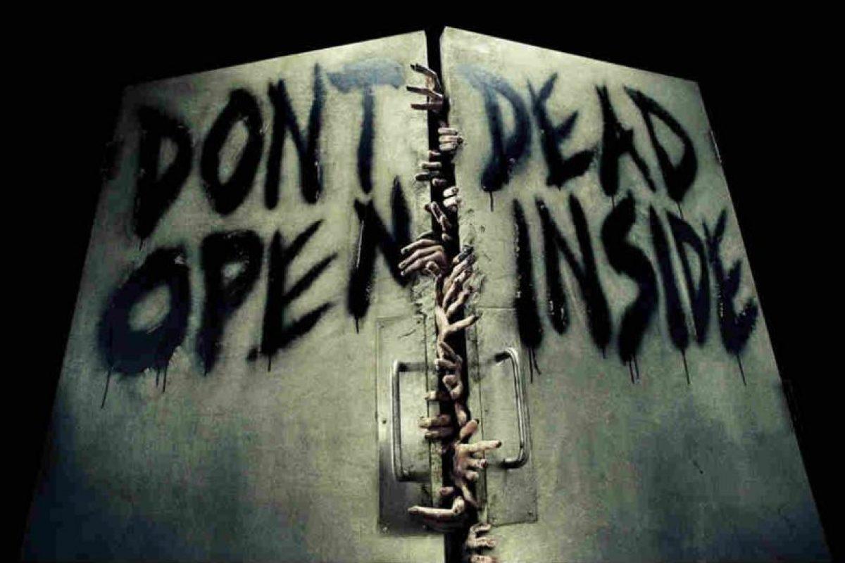 6,9 millones de descargar ilegales sólo en el 2015. Foto:The Walking Dead. Imagen Por: