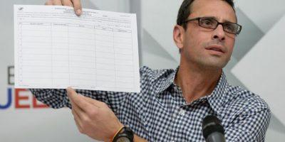 Autoridad electoral de Venezuela da primer paso para activar referendo revocatorio de Maduro