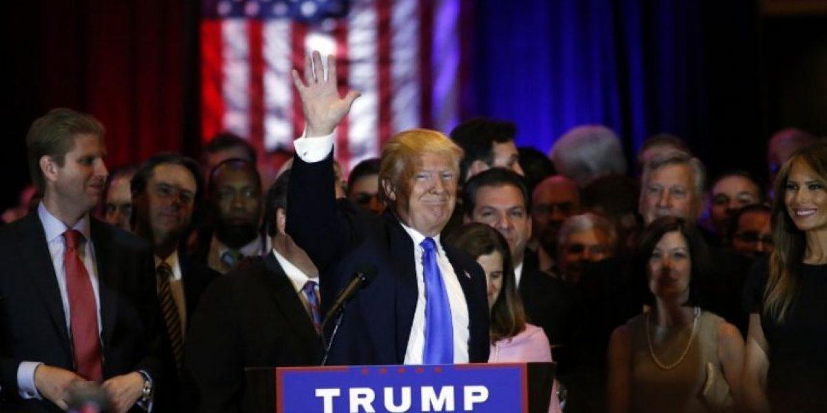 Trump y Clinton dominan primarias y se acercan a investidura presidencial en EEUU