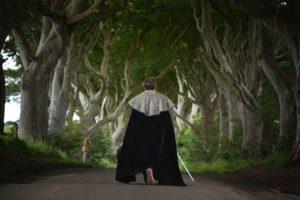 """El lenguaje """"Dothraki"""" fue creado sólo para la serie. En el libro se menciona, pero jamás se """"habla"""". Foto:Getty Images. Imagen Por:"""