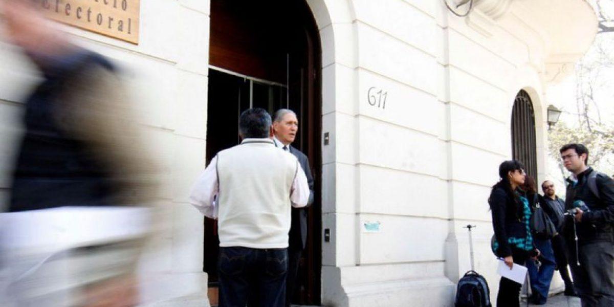 Nueva Mayoría ingresa nuevo requerimiento ante Servel por fallida inscripción