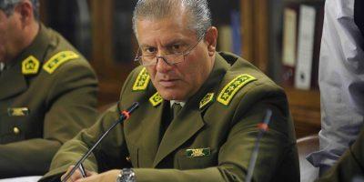 General Bruno Villalobos: