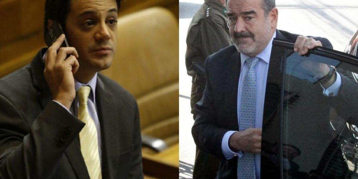 La multa a la que se expone el diputado Rivas tras insultar a Luksic