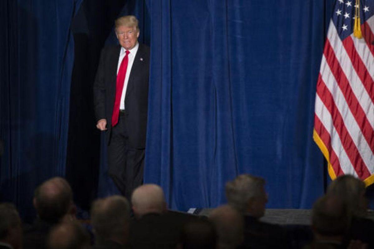 Donald Trump el republicano favorito Foto:AP. Imagen Por: