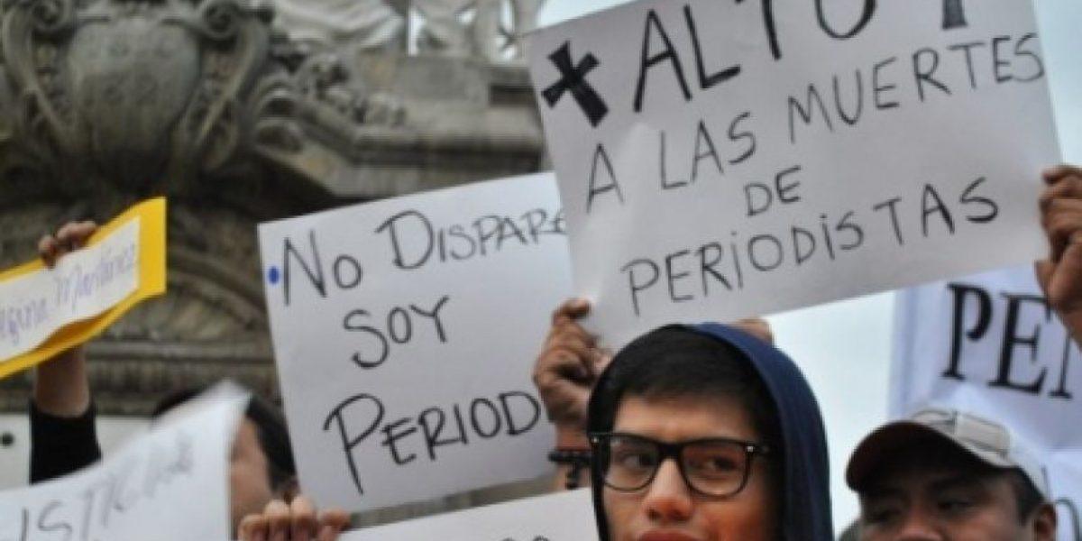 México, Centroamérica y Brasil concentran el mayor peligro para periodistas