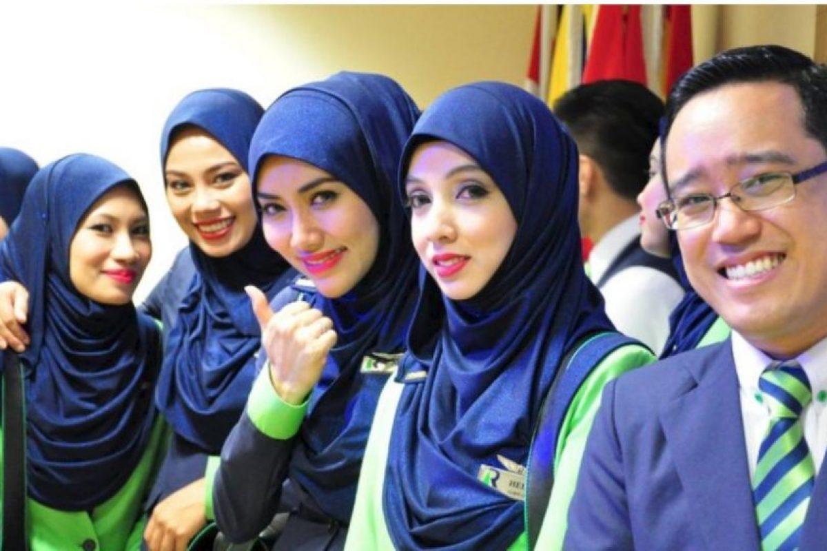 3. Rayan Air abre su primera aerolínea bajo las leyes islámicas Foto:facebook.com/OfficialRayaniAir. Imagen Por: