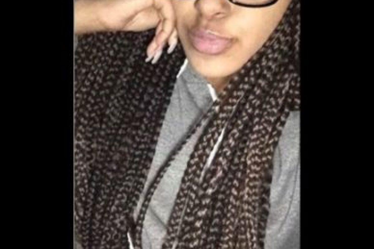 Era una estudiante. Según sus amigos, no le gustaba la violencia Foto:instagram.com/amyinita__/. Imagen Por: