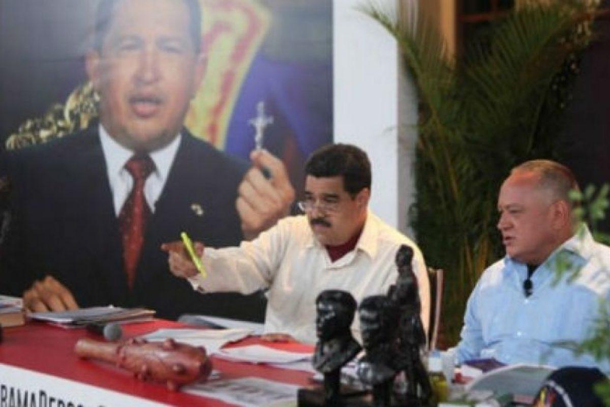 3. La crisis económica Foto:twitter.com/NicolasMaduro. Imagen Por: