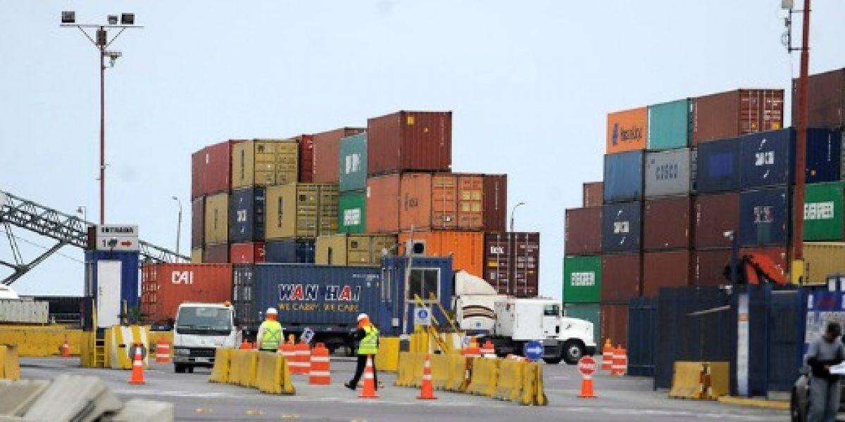 Intercambio comercial de Chile cayó un 12% durante primer trimestre de 2016