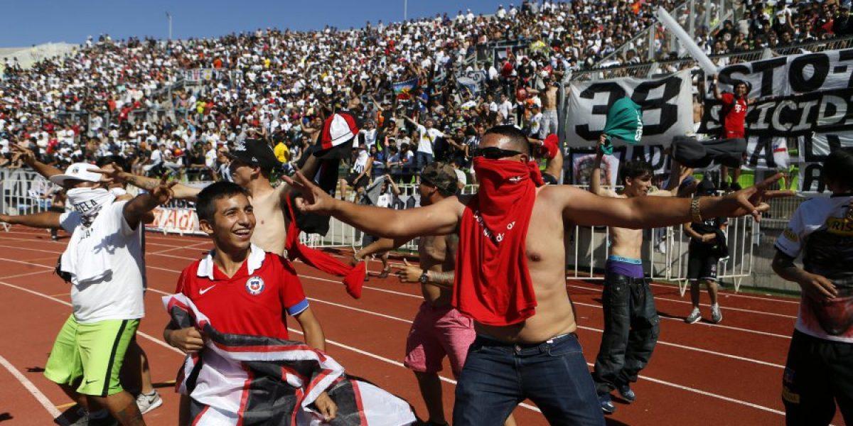 Colo Colo prohibirá el ingreso de hinchas de Wanderers para crucial encuentro del Clausura