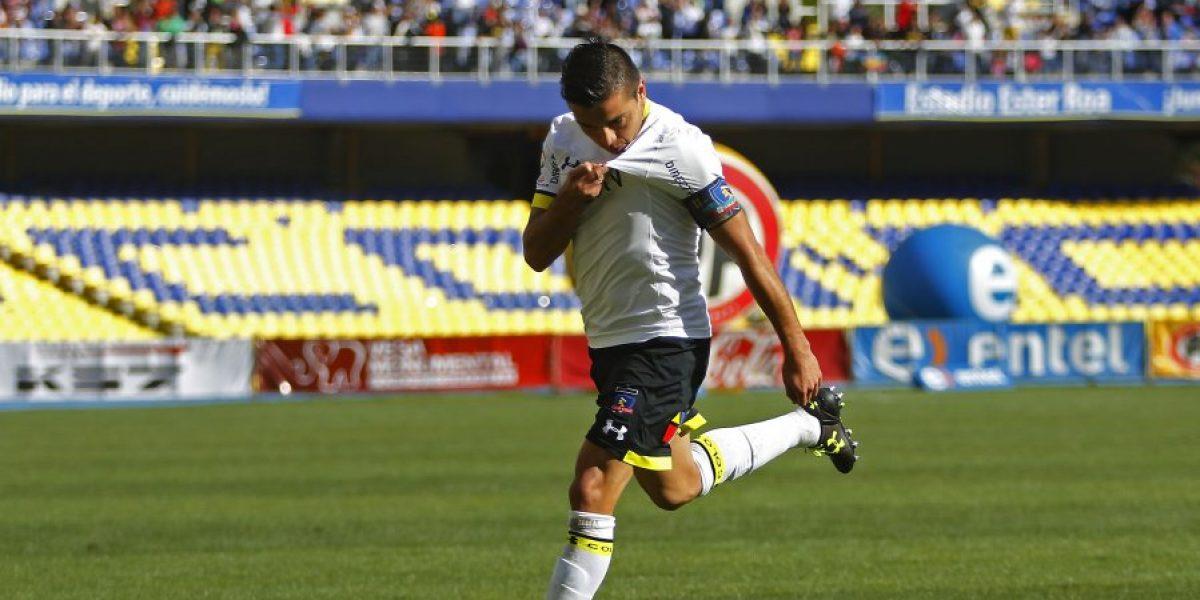 Gonzalo Fierro no baja los brazos: