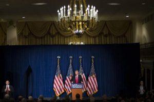 De los mil 237 delegados necesarios para ser candidato. Foto:AP. Imagen Por: