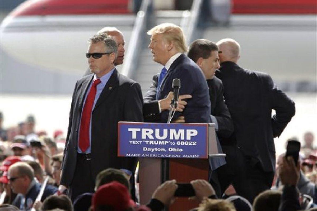 Situación que ha complicado la carrera presidencial de sus contrincantes – Ted Cruz, John- Foto:AP. Imagen Por: