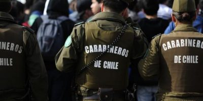 ¿Por qué la policía chilena se llama