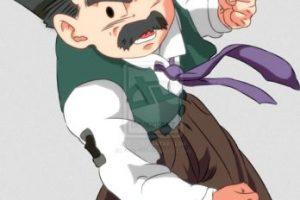 Krilin, mejor amigo de Gokú. Es el personaje que más veces ha muerto en la serie. Foto:Toei. Imagen Por: