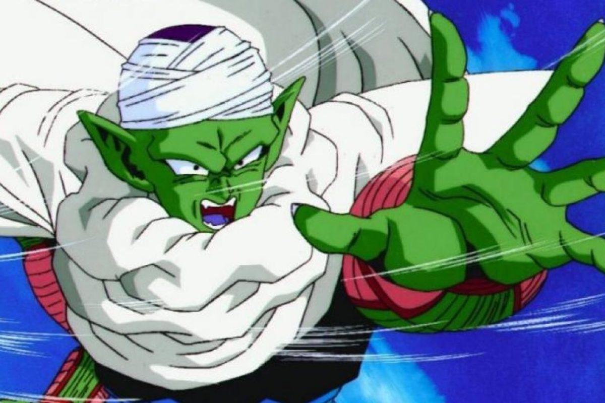 Mayunia, o Piccolo. Hijo de Piccolo Dai Maku, de la raza namekusei. Nació apenas su padre fue derrotado por Gokú. Luego se convirtió en mentor de Gohan, el hijo del saiyajin. Foto:Toei. Imagen Por: