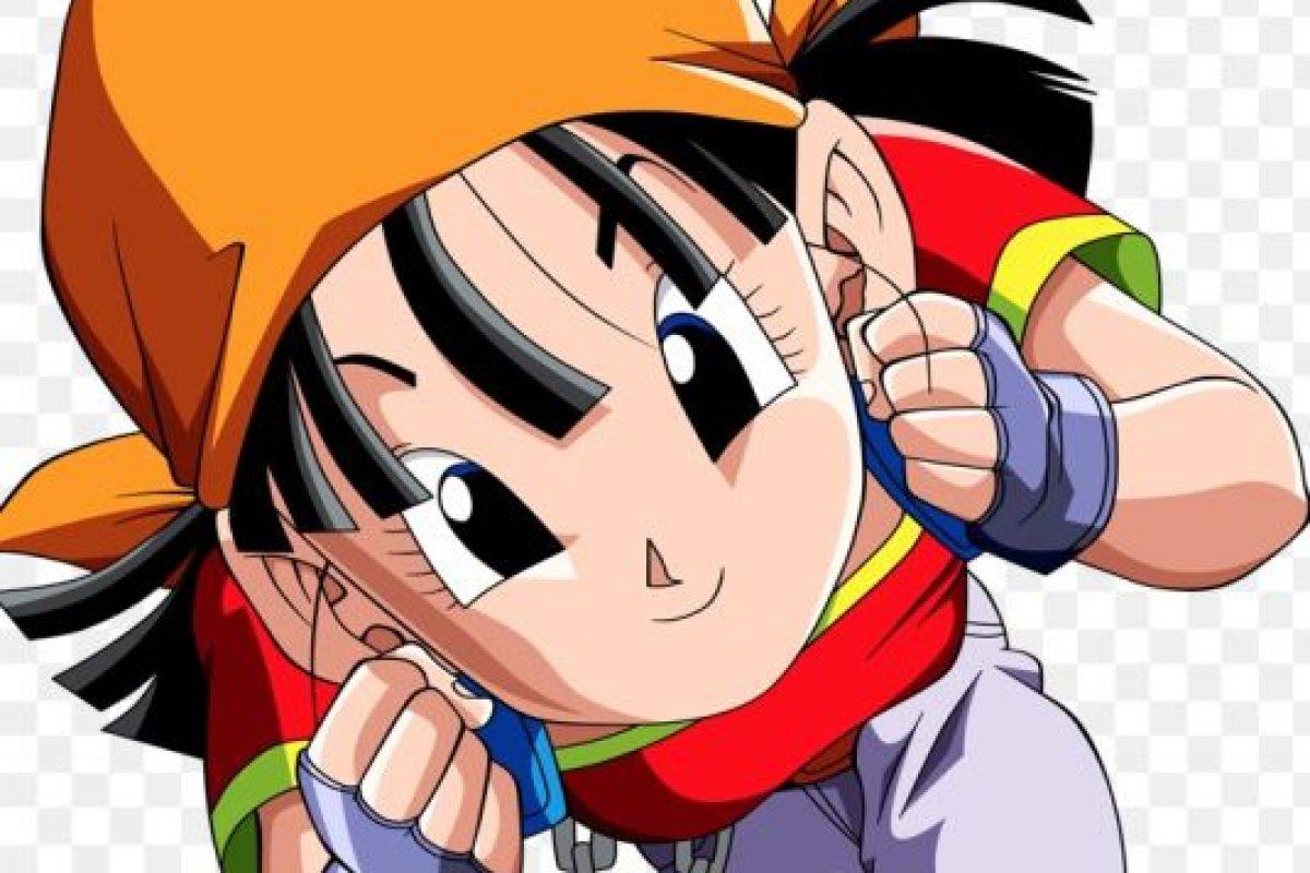 Pan es la nieta de Gokú y una de las principales protagonistas de Dragon Ball GT Foto:Toei. Imagen Por: