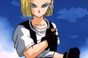 La Androide número 18 fue una de las principales enemigas de Gokú y sus amigos. Poco después se convierte en humana y se casa con Krilin. Tiene una hija, Marron. Foto:Toei. Imagen Por: