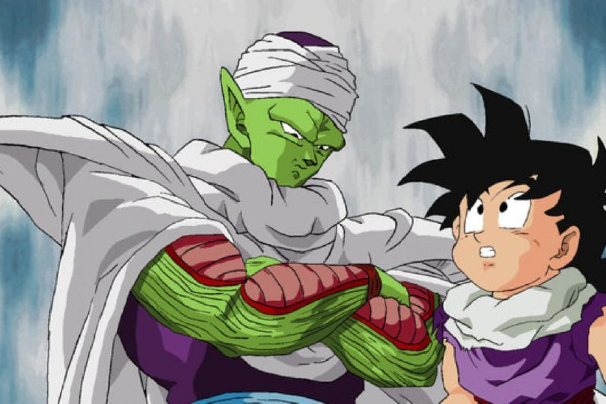 Piccolo solo tiene 3 años más que Gohan. Esto, debido a que los oriundos del planeta Namekusei crecen más rápido que otras razas. Foto:Toei. Imagen Por: