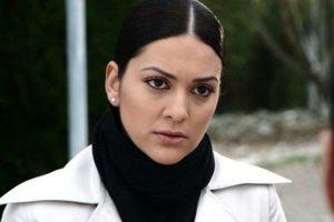 Bergüzar Korel era Sherazade Evliyaoğlu. Foto:vía Kanal D. Imagen Por:
