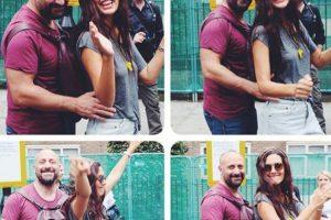 Hace una pareja muy mediática con Halit. Foto:vía Facebook/Bergüzar Korel. Imagen Por: