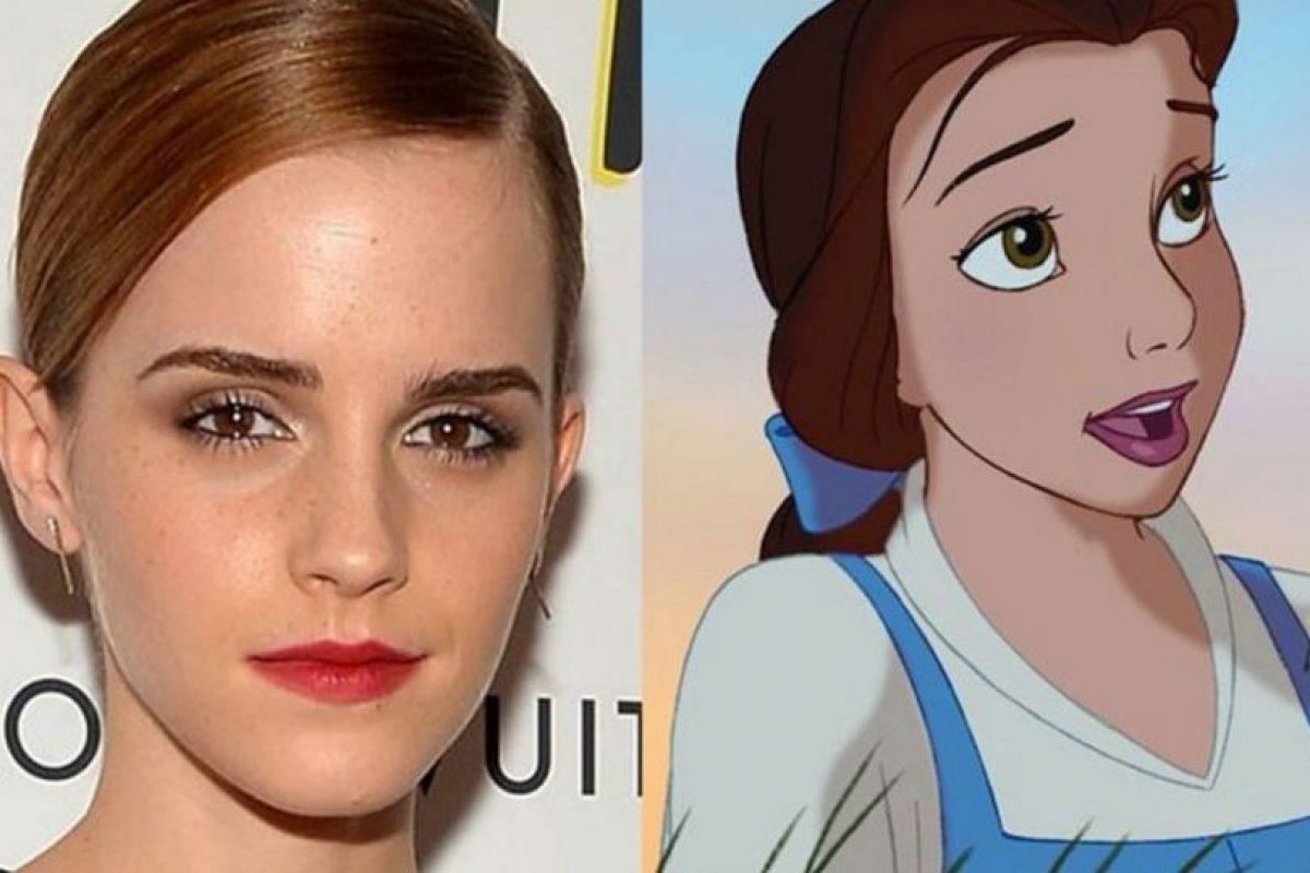 """Emma Watson le dará vida a """"Bella"""" Foto:Getty Images/Disney. Imagen Por:"""