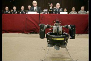 """""""No serán herramientas, sino miembros de las tropas"""", dijo Willie Smith, jefe del equipo de sistemas no tripulados de EE.UU. Foto:Getty Images. Imagen Por:"""