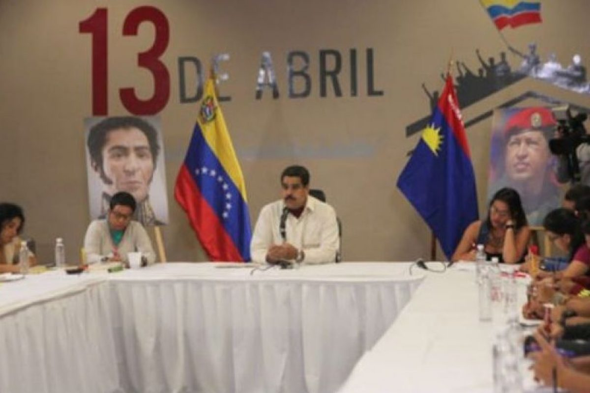 Maduro ha destacado por sus problemáticas con otros países, el principal Estados Unidos. Foto:twitter.com/NicolasMaduro. Imagen Por: