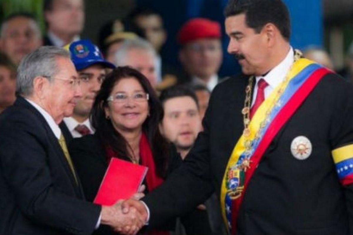El pasado 6 de diciembre, la oposición ganó las elecciones parlamentarias. Foto:twitter.com/NicolasMaduro. Imagen Por: