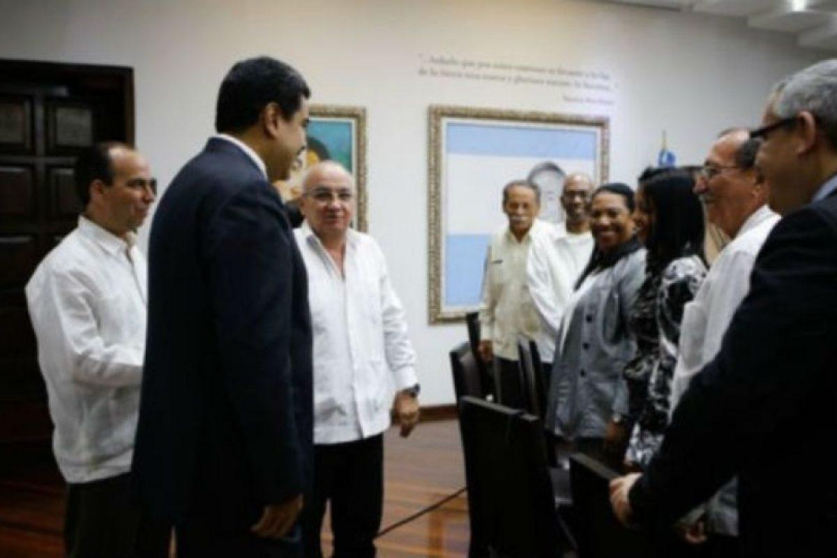 Con lo que Maduro perdió la Asamblea Nacional y ahora diversos sectores quieren su destitución . Foto:twitter.com/NicolasMaduro. Imagen Por: