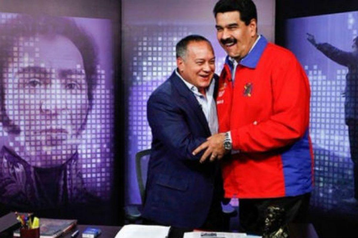 1. Interior: El conflicto con la oposición. Foto:twitter.com/NicolasMaduro. Imagen Por:
