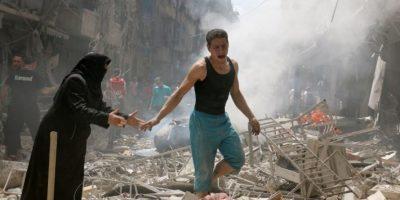 Elevan a 27 la cifra de muertos en ataque a un hospital en Alepo