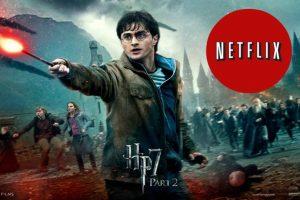 """""""Harry Potter y las Reliquias de la Muerte: parte 2"""" es la última entrega de la saga. Foto:WB/Netflix. Imagen Por:"""