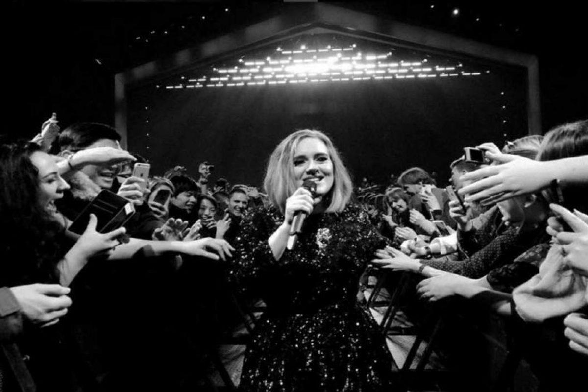 2.- Adele Foto:Instagram. Imagen Por: