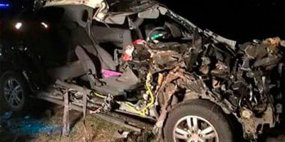 Identifican a las tres chilenas fallecidas en accidente de ruta en Argentina