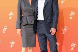 5 y 6.- Angelina Jolie y Brad Pitt Foto:Getty Images. Imagen Por: