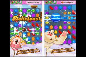 """""""Candy Crush: Saga"""" ya es un clásico entre los juegos para móvil. Foto:App Store. Imagen Por:"""