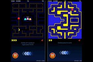 """Recuerda los viejos tiempos con """"PAC-MAN: Lite"""". Foto:App Store. Imagen Por:"""