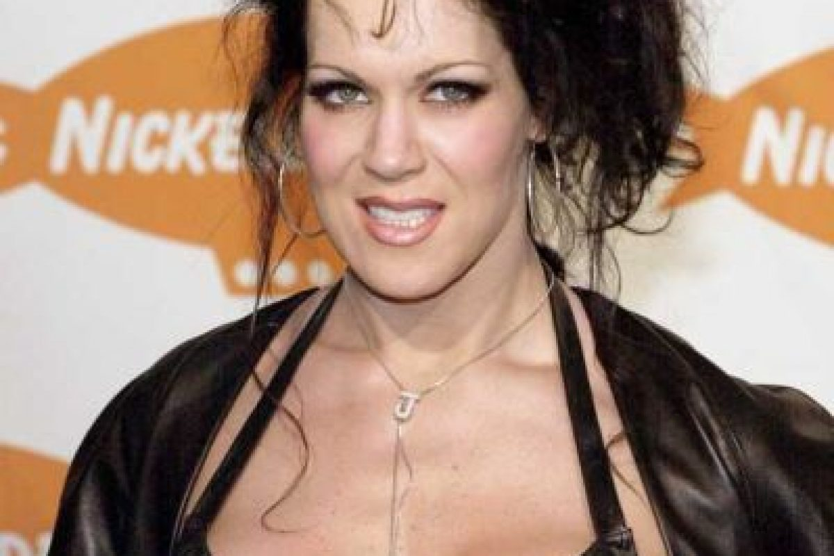 Fue la luchadora estrella de la WWE (en la época de la WWF). Foto:WWE. Imagen Por: