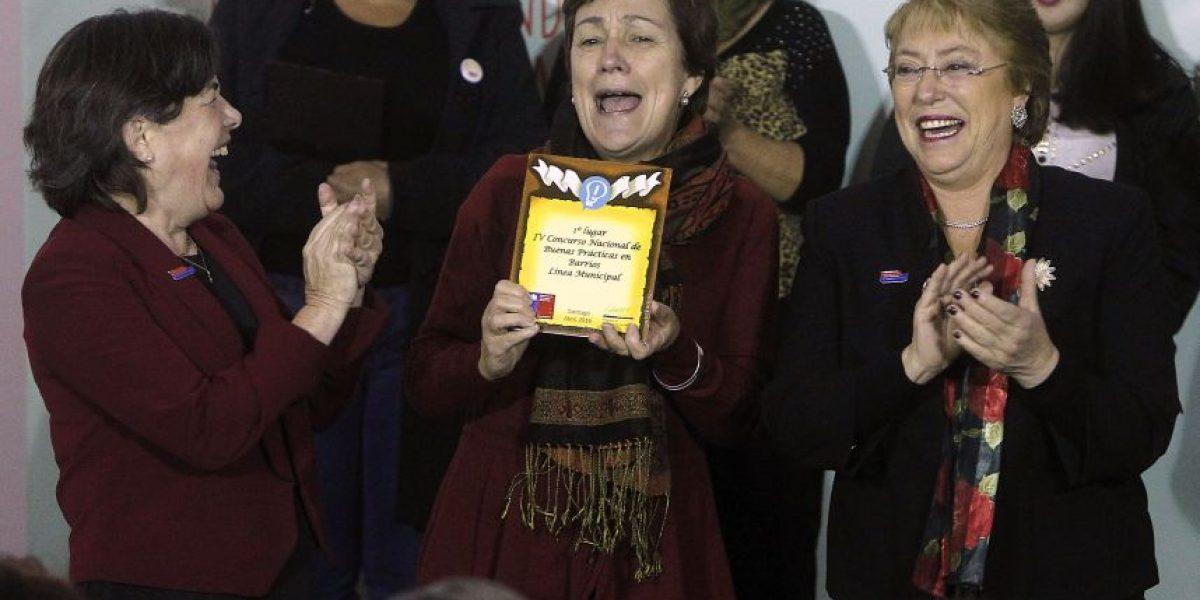 Presidenta Bachelet celebra los 10 años del Programa Quiero mi barrio