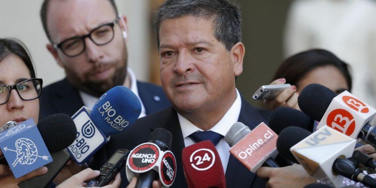 Presidente Partido Radical: es