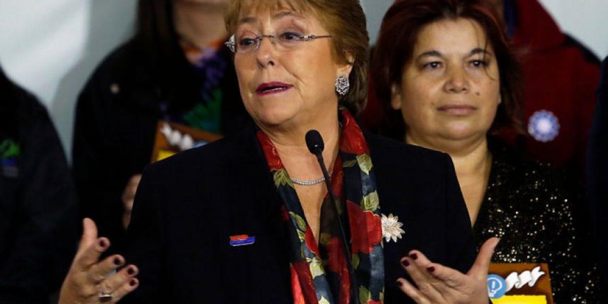 Bachelet por fallo del TC a Reforma Laboral: