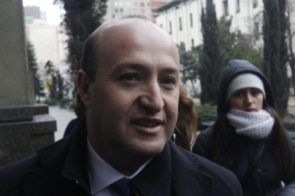 El fiscal Regional Oriente, Manuel Guerra. Foto:Aton. Imagen Por:
