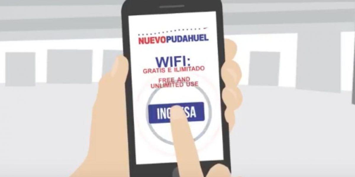 Nuevos servicios del Aeropuerto de Santiago: Wifi ilimitado y libros electrónicos gratis